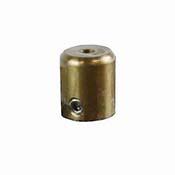 Brass Adapt For 1/4 in. Grinder Head/Bit