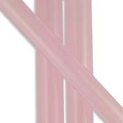 Pink Over White Tube 33 COE (1/4 lb. minimum order)