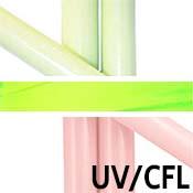 Yoshi Over Illuminati (CFL/UV) Tube 33 COE (1/4 lb. minimum order)