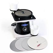 All-U-Need Flat Lap Complete System (with grinding and polishing discs) - 8 in.