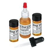 Hang Your Glass - Adhesive Set (Large) ++