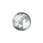 Clear Jewel - Round (25 mm)