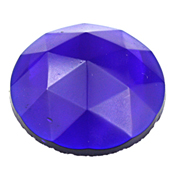 Dark Blue Jewel (25 mm)