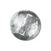 Clear Jewel - Round (35 mm)