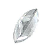 Clear Jewel - Navette 42mm x 20mm