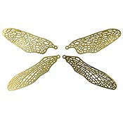Filigree Dragonfly Wing (Set of 24)