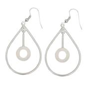 Earrings/Pendant Teardrop