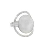Ring Flat 15 - Size 6.5