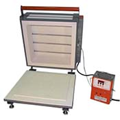 16W x 16L x 5D in. ProFusion 16 Fiber Kiln with 3-key Controller