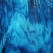 Medium Blue Opalume / Royal Blue Granite