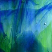 Blue/ Green/ Clear Streaky