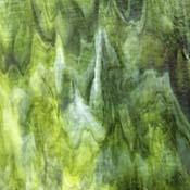 Dark and Lime Green / Opal Granite