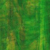 Green / Amber Granite Catspaw
