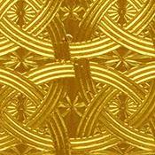 Medium Amber Celtic Texture