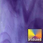 Violet / Opal Flemish Iridized