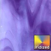 Violet / Opal Iridized