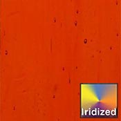 Orange Cathedral Iridized