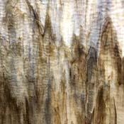 Brown / Opal Tight Ripple