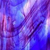 Blue / Black Purple / Clear