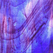 Blue / Black Purple / Clear Granite