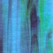 Medium Blue Opal / Green / Dark Purple Granite