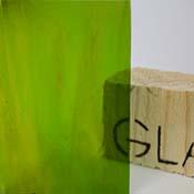 Green / Amber Streaky