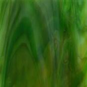 Dark Green/ Light Amber/ / Opal Granite Catspaw