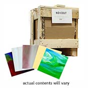 Colt Mini-Crate 75 sheets 12 x 12 in. 75 sq ft.