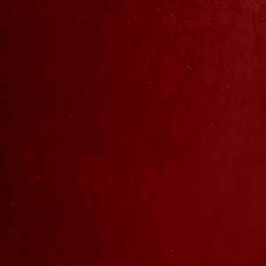 Dark Red Flashed on Clear Krosno Antique