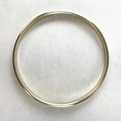 4 in. Ring - Raw