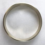 6 in. Ring - Raw