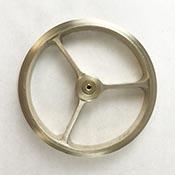 4 in. Wheel - Raw