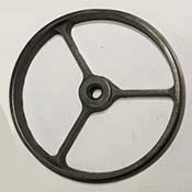 4 in. Wheel - Patina