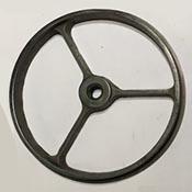 6 in. Wheel - Patina