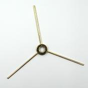 Spider 3 Way 8 in. Diameter 10 Gauge - Brass