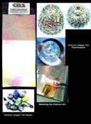 Dichro Foil - Silver Rainbow 6 x 12 in. sheet