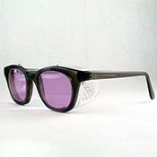 Didymium Plus Glasses with Plastic Frame (Soft glass)