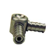 Griffin Stainless Steel Swivel 1/4 in. (90 Degrees)