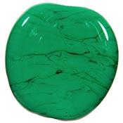 Pastel - Petroleum Green 19-1/2 in. Moretti rod 104 COE (1/4 lb. minimum order)