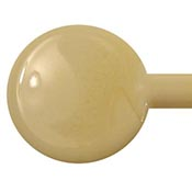 Pastel - Ivory 19-1/2 in. Moretti rod 104 COE (1/4 lb. minimum order)