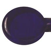 Alabaster - Lapis 19-1/2 in. Moretti rod 104 COE (1/4 lb. minimum order)