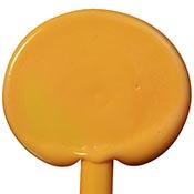 Special - Yellow Pastel 19-1/2 in. Moretti rod 104 COE (1/4 lb. minimum order)