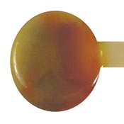 Opal - Yellow 19-1/2 in. Moretti rod 104 COE (1/4 lb. minimum order)