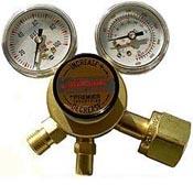 Oxygen Torch Regulator - 25 PSI
