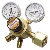 Oxygen Torch Regulator - 50 PSI