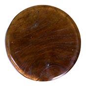 Brown Glitter 20 in. Rod 33 COE (1/4 lb. minimum order)