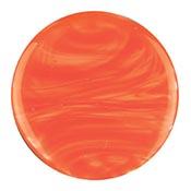 Palitra Orange 20 in. Rod 33 COE (1/4 lb. minimum order)