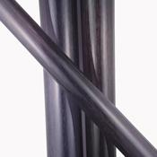 Silver Iris Tube 33 COE (1/4 lb. minimum)