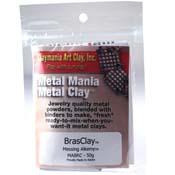 Brass Metal Clay-50 grams