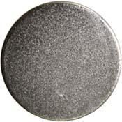 1/2 in. Metal Disc Magnet (10 per pack)